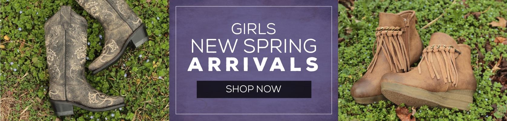 Girls New Arrivals