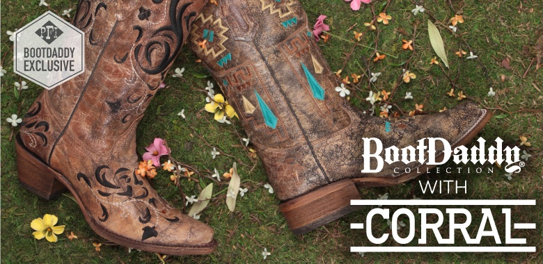 Women BootDaddy Corral Boots