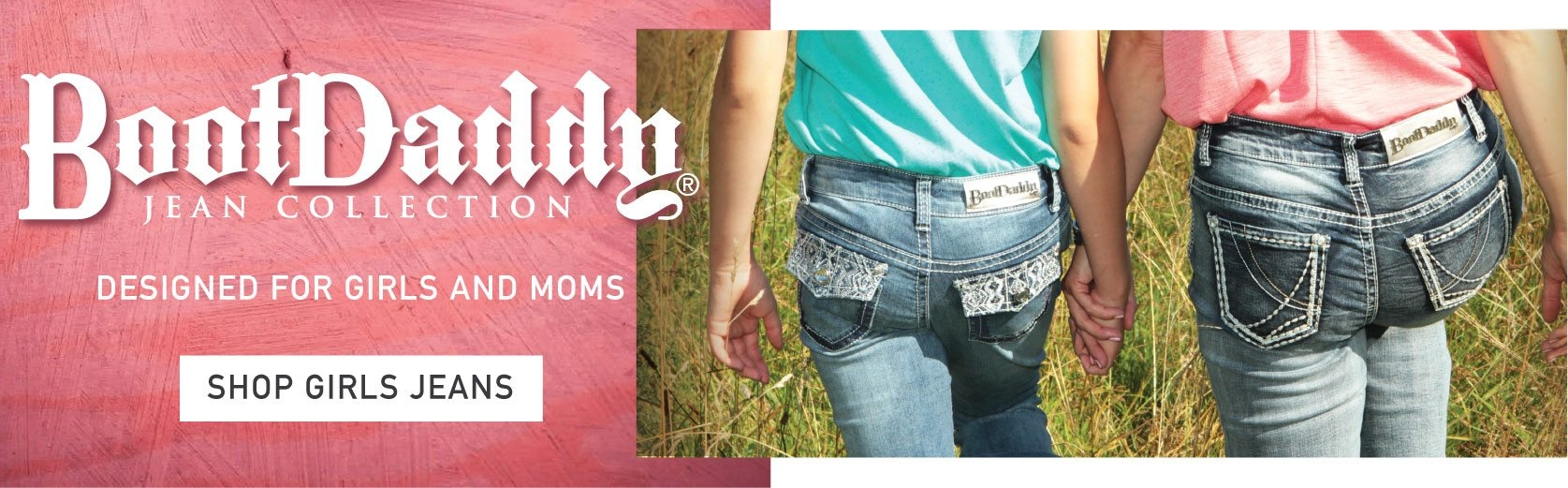 BootDaddy Girl Jeans