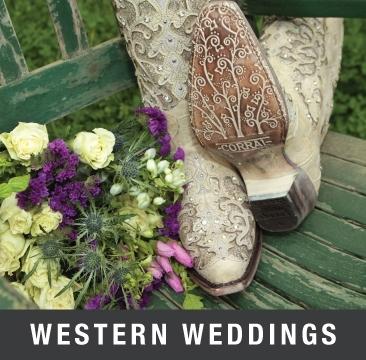 Western Wedding Boots