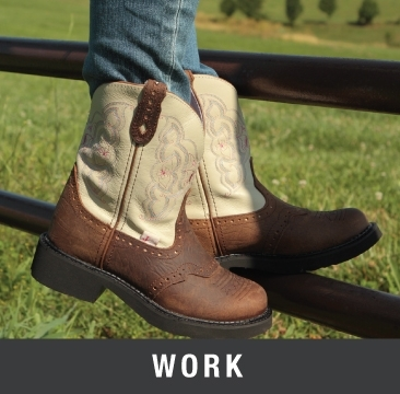 Ladies Work Boots