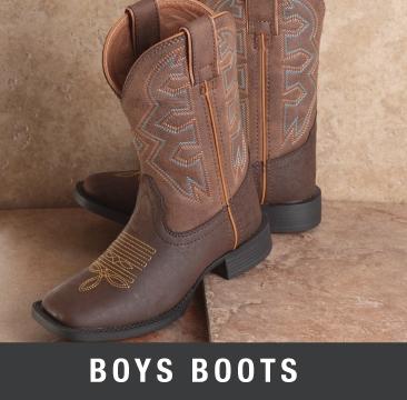 Boys Cowboy Boots