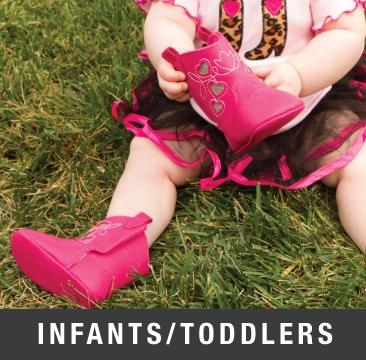 Infant Toddler Boots