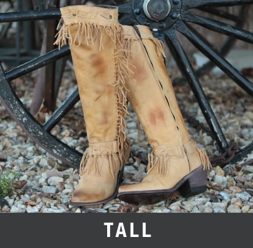 ladies tall boots