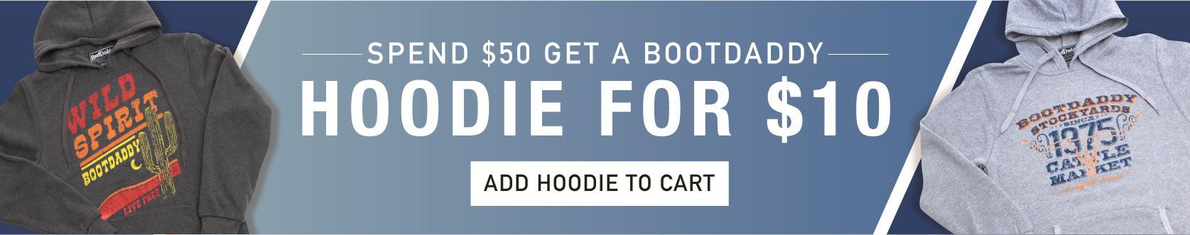 Fall BootDaddy Hoodies