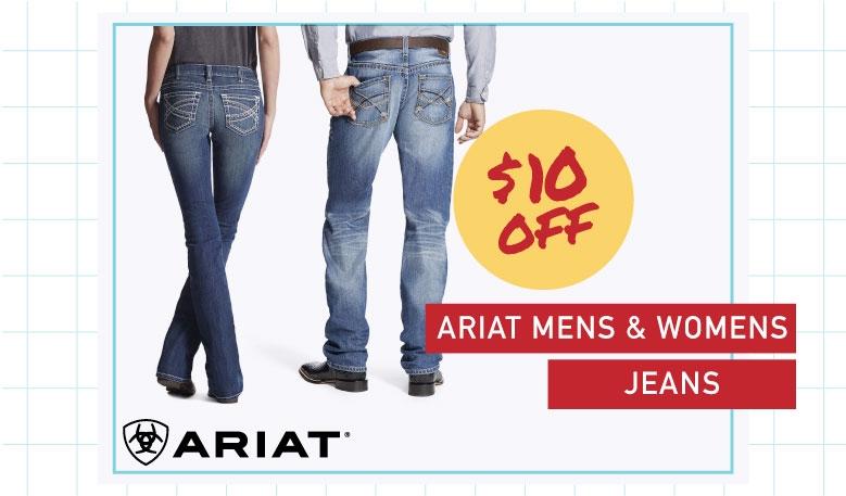 Ariat Jeans $10 off