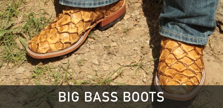Anderson Bean Big Bass Boots