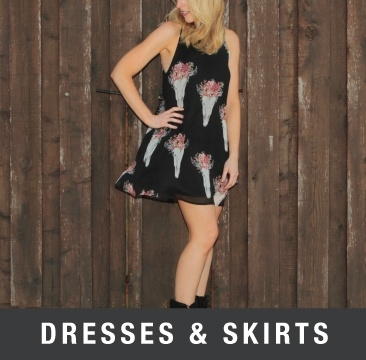 Ladies Dresses and Shirts