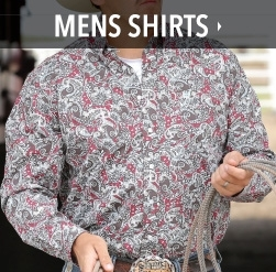 mens cinch shirts