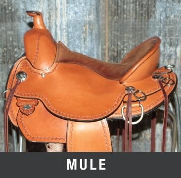 Mule Saddles