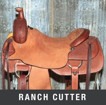 Ranch Cutter Saddles