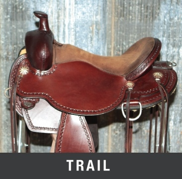 Trail Saddles
