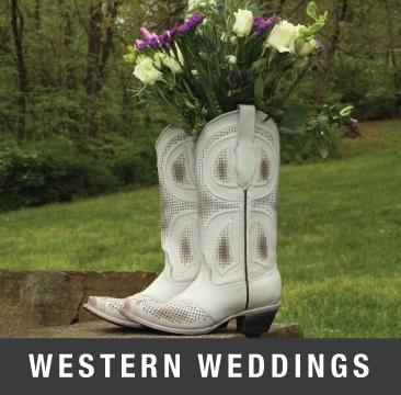 Ladies Western Weddings