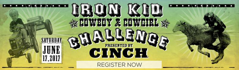 Cinch Iron Kids