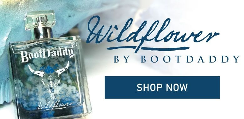 BootDaddy Wildflower Perfume