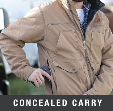 Mens Concealed Carry