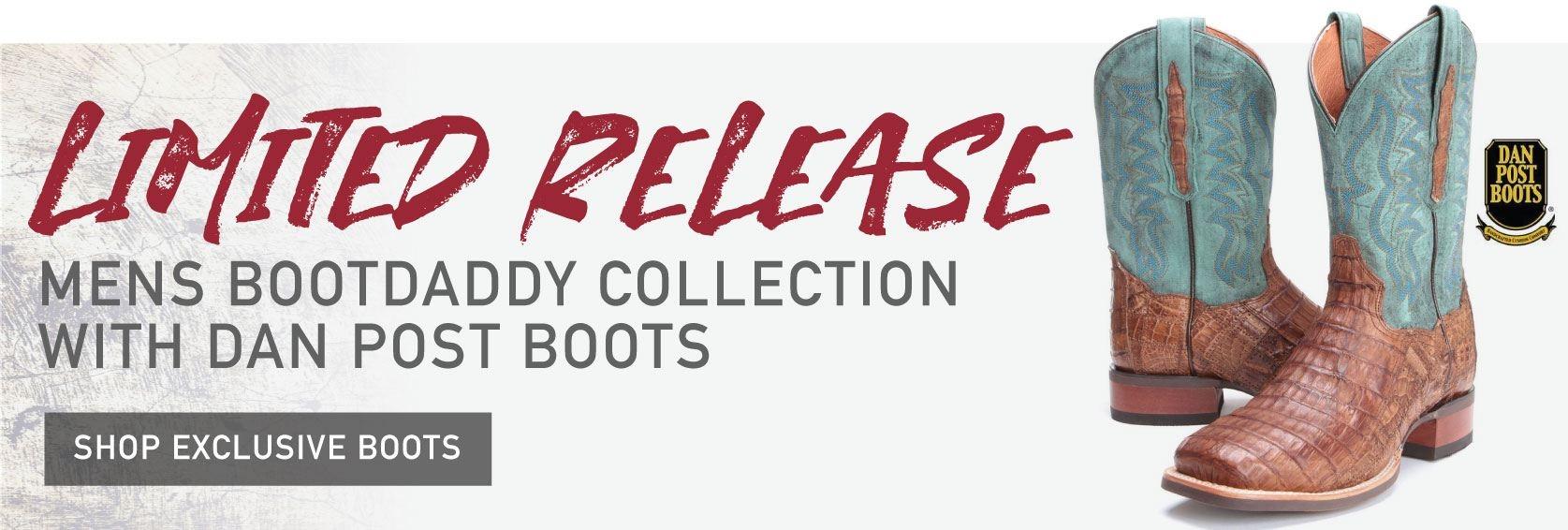 Dan Post BootDaddy Cowboy Boots