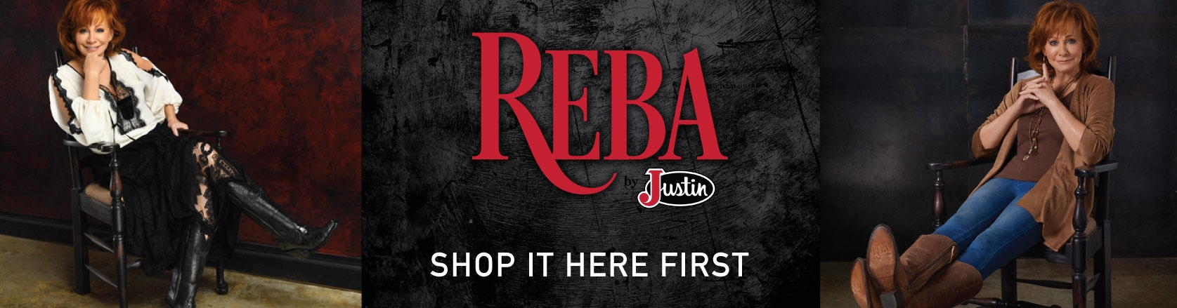 REBA by Justin Boots