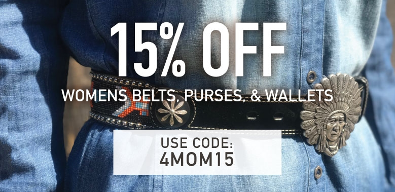 Womens Western Accessories On Sale