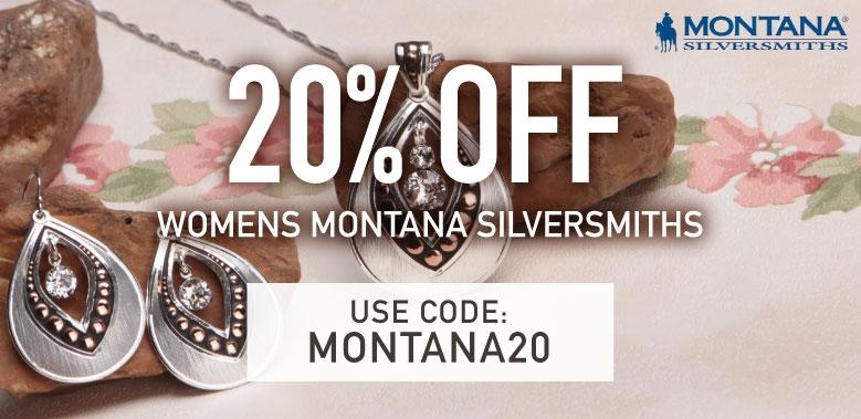 Montana Silversmiths Jewelry On Sale