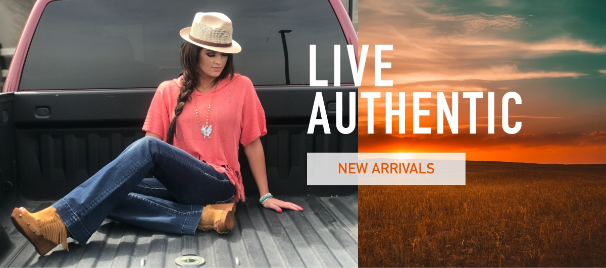 Womens Western New Arrivals