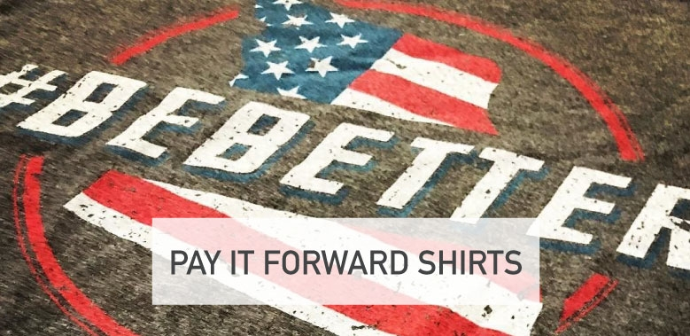 #BeBetter T-Shirts