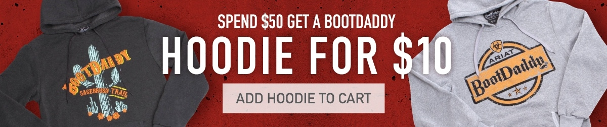 BootDaddy Hoodies $10