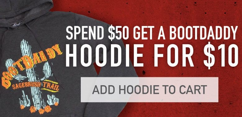 BootDaddy Hoodies