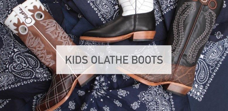 Kids Olathe Boots