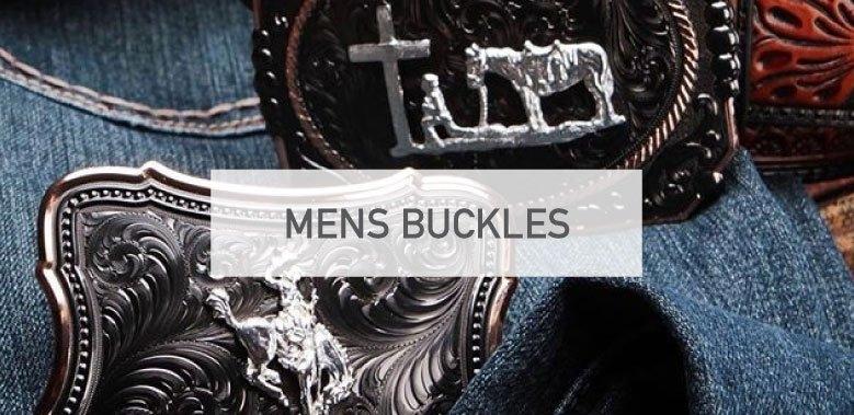 Men's Montana Buckles