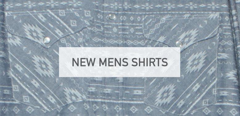 Mens Western Shirts