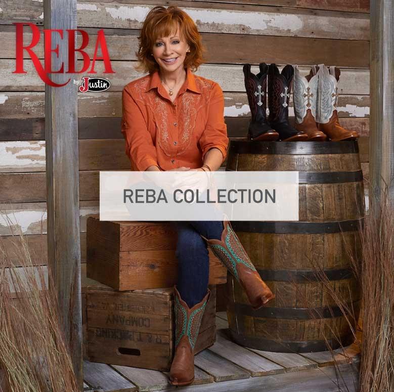 Reba by Justin Boots