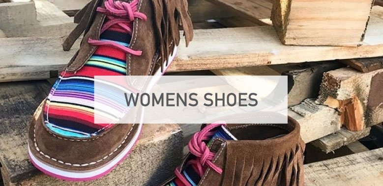 Womens Western Shoes
