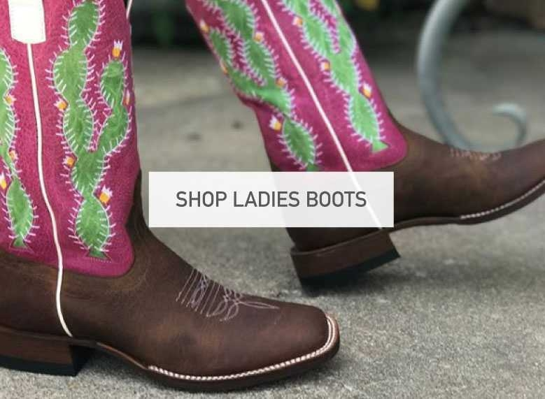 Womens Summer Cowgirl Boots