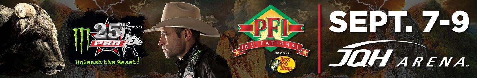 PBR PFI Western Invitational Springfield Missouri