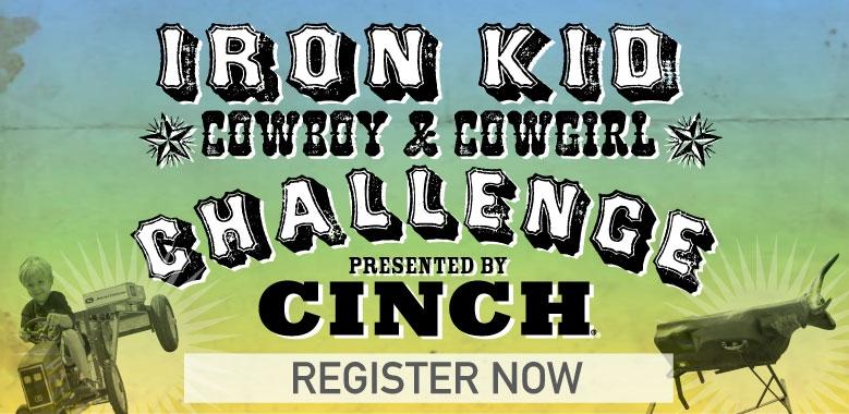 Iron Kids Cowboy & Cowgirl Challenge