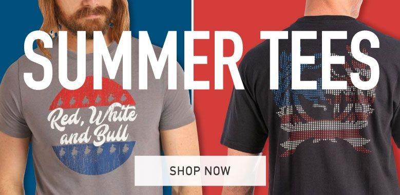 Mens Western T-shirts