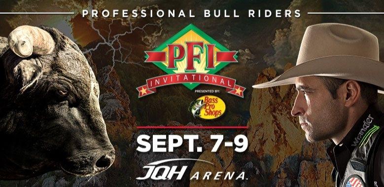 PBR PFI Western Invitational 2018