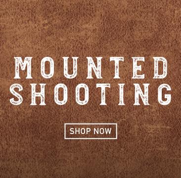 Mounted Shooting Saddles