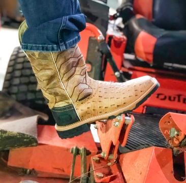 mens justin boots
