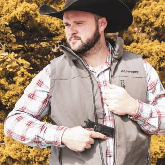 Men's Concealed Carry Outerwear
