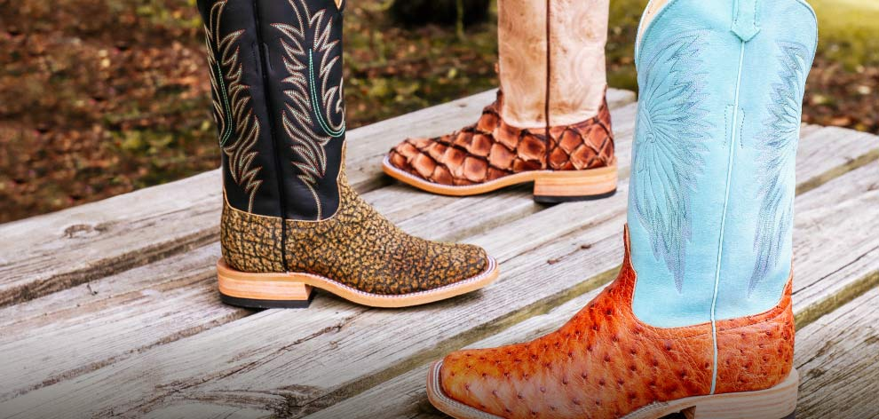 mens BootDaddy with Anderson Bean Boots