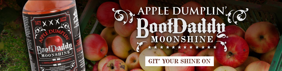 BootDaddy Apple Dumpling Moonshine