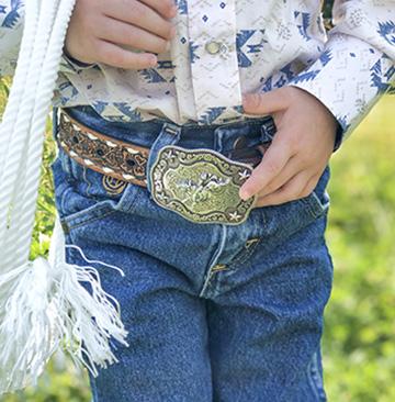 Kids Belts & Buckles