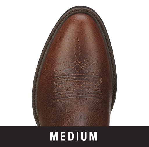 Men's Medium Round Toe Cowboy Boot