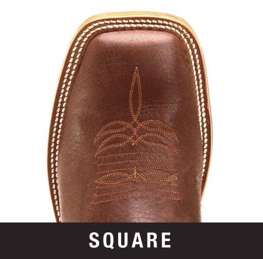 Men's Square Toe Cowboy Boot
