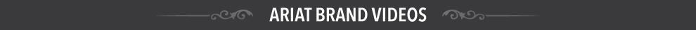 ariat brand videos