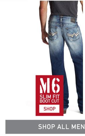 M6 M7 Ariat Jeans