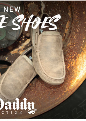 BootDaddy Roper Shoes