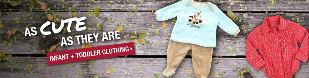 infant toddler western clothing